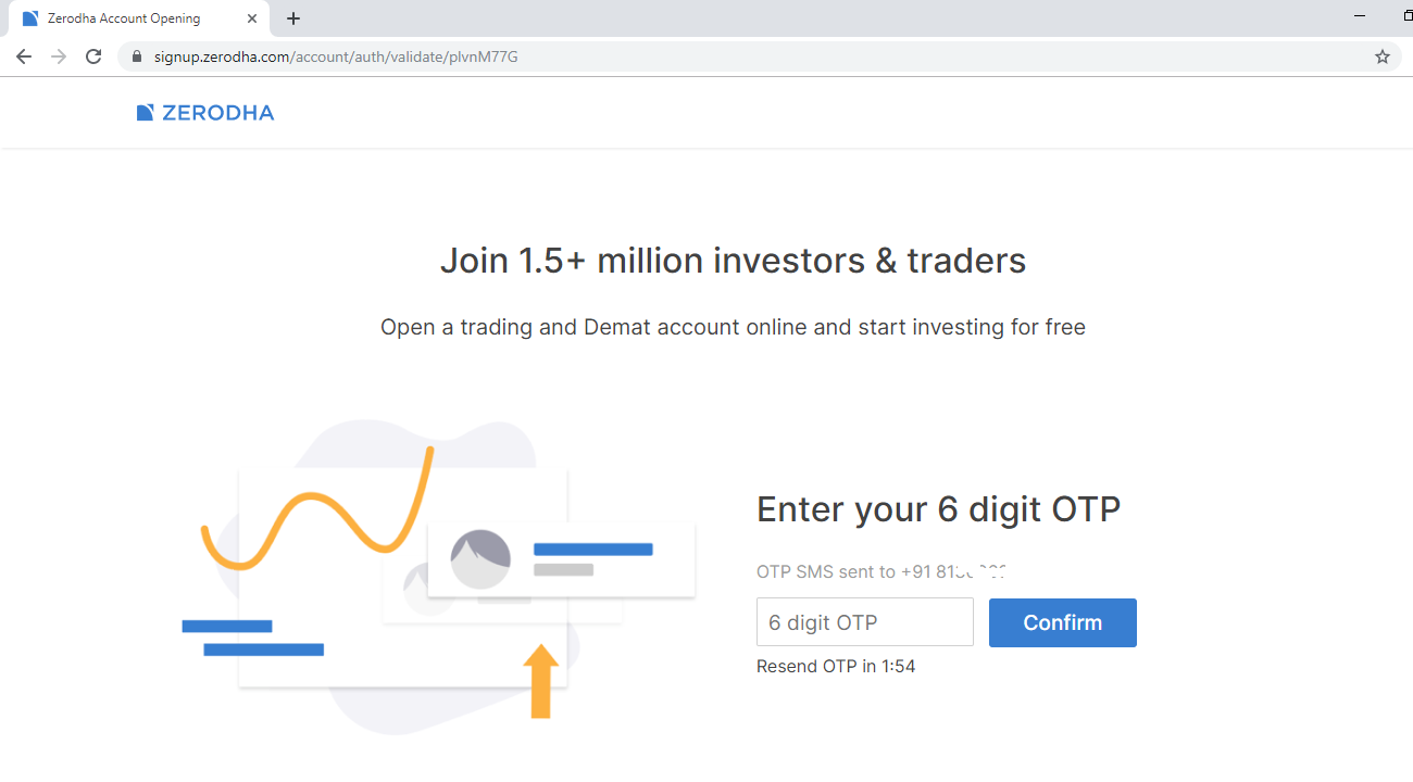 how to open account in zerodha
