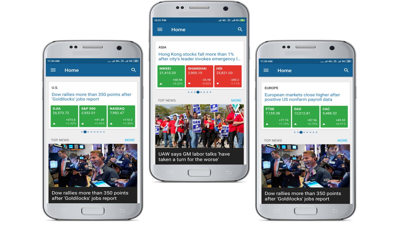 Best Stock Market App Global Updates