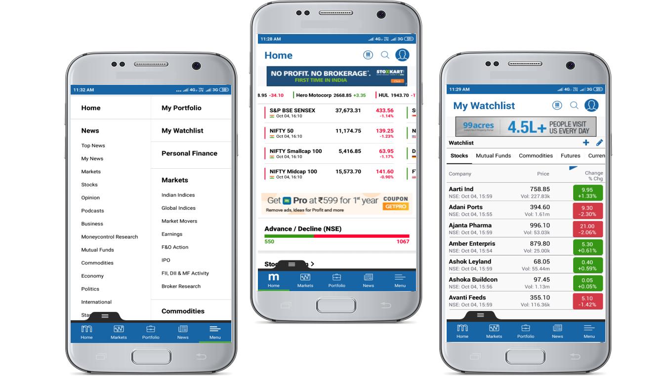 Best Stock Market App India